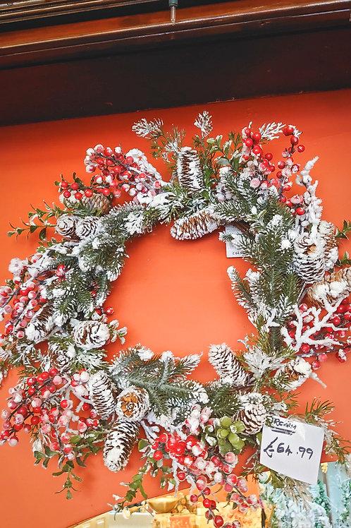 Christmas Wreath (Artificial)