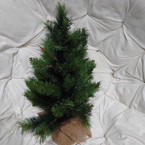 60cm artificial Christmas tree