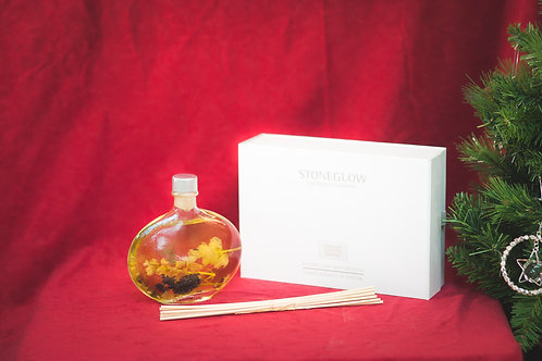 StoneGlow Boxed Reed Diffuser - English Scented Garden