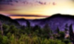 landscape photo yosemite