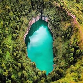 El lago Tritriva y su leyenda amorosa