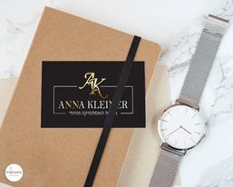 עיצוב לוגו - אנה קליינר