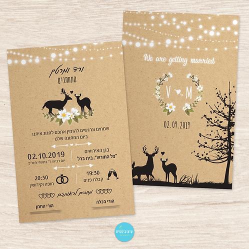 Deer celebration