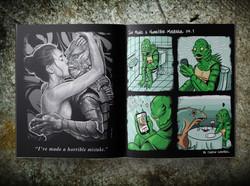 Monster-Comic