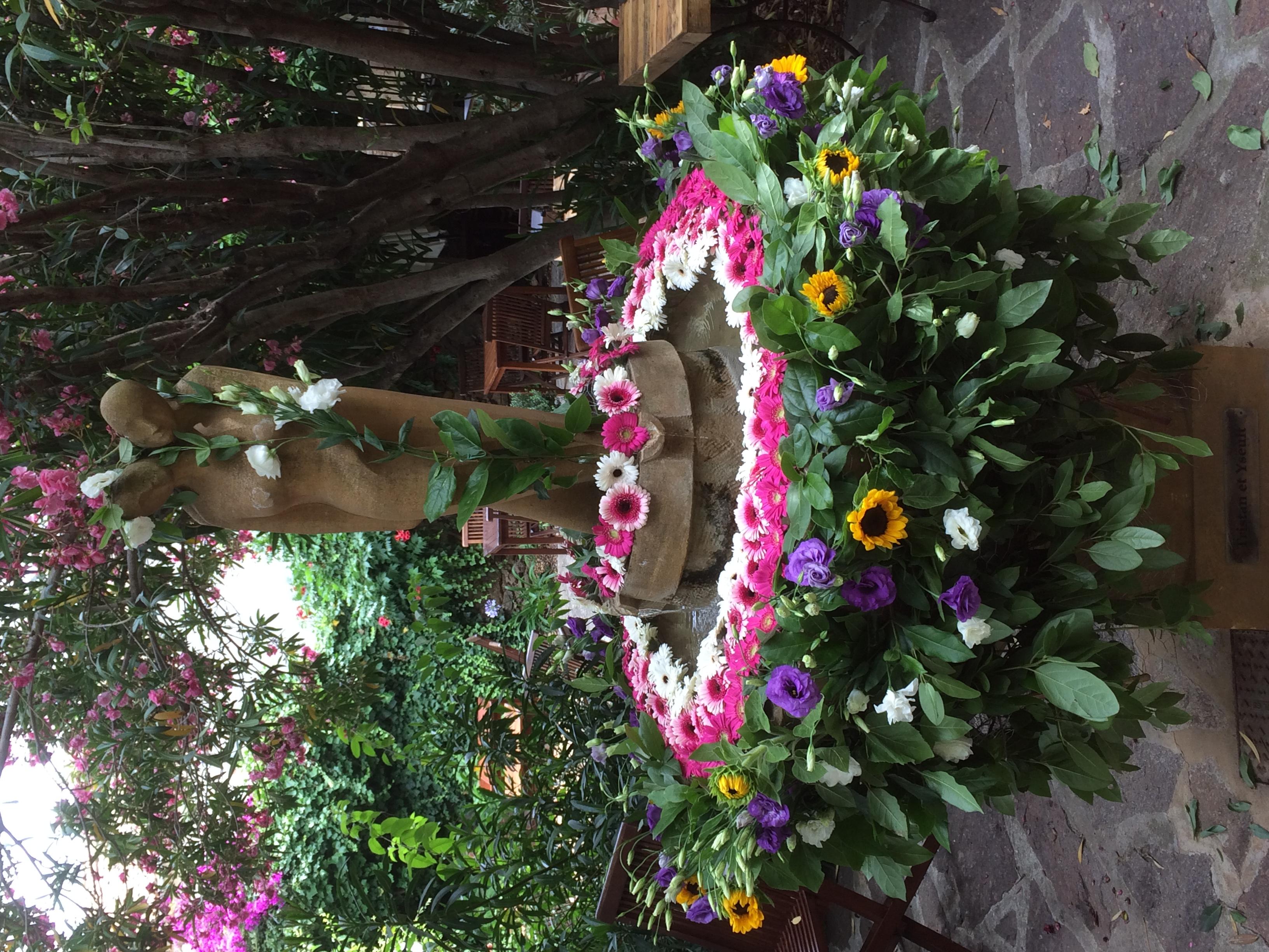 La fête des fleurs