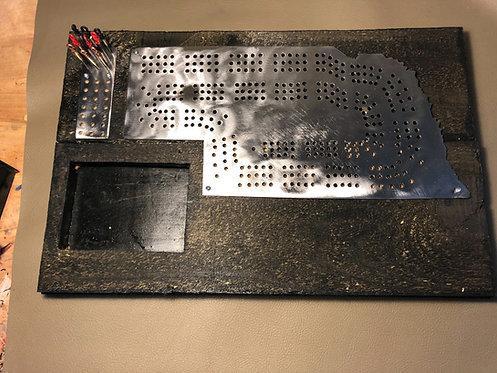 Cribbage board Nebraska