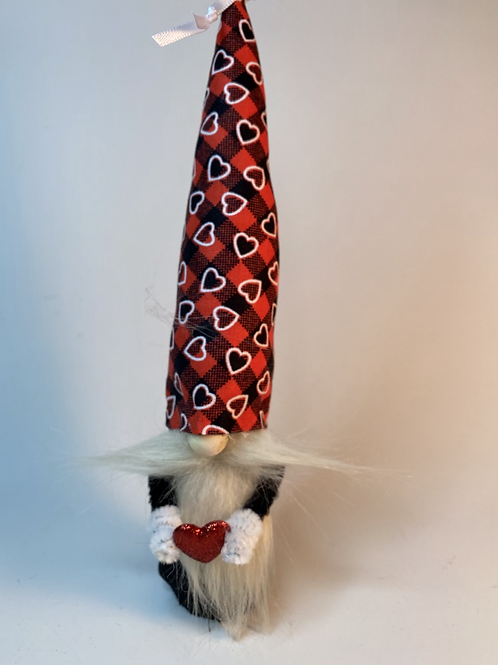 Cheery Gnome - Valentine's Day with Heart