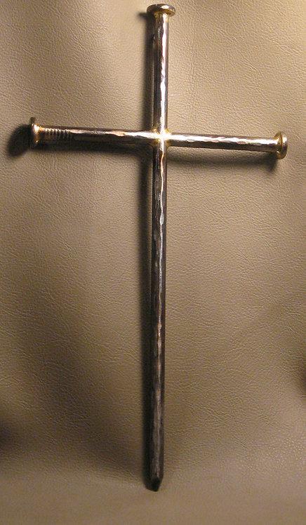 Round Nail Cross