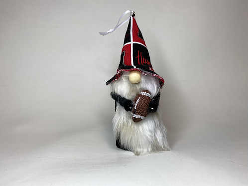Cheery Gnome- Nebraska husker football