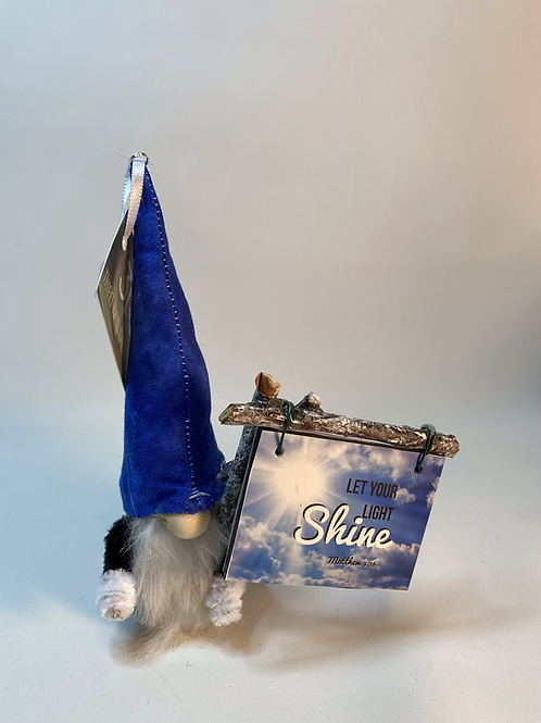 Cheery Gnome - Let Your Light Shine