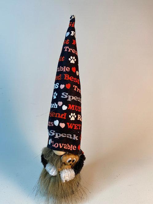 Cheery Gnome - Dog Lover