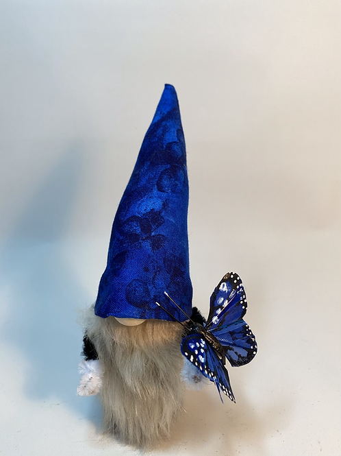 Cheery Gnome - Butterfly