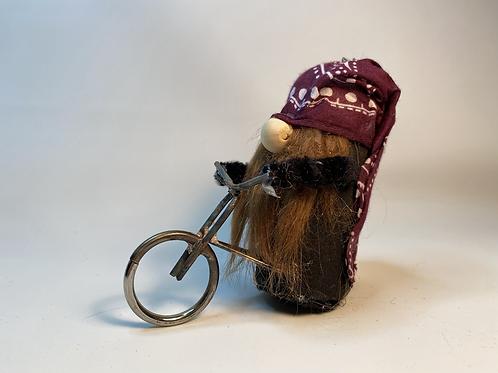 Biker Cheery Gnome