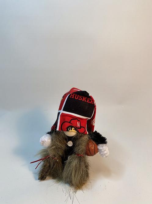Cheery Gnome - Husker Basketball