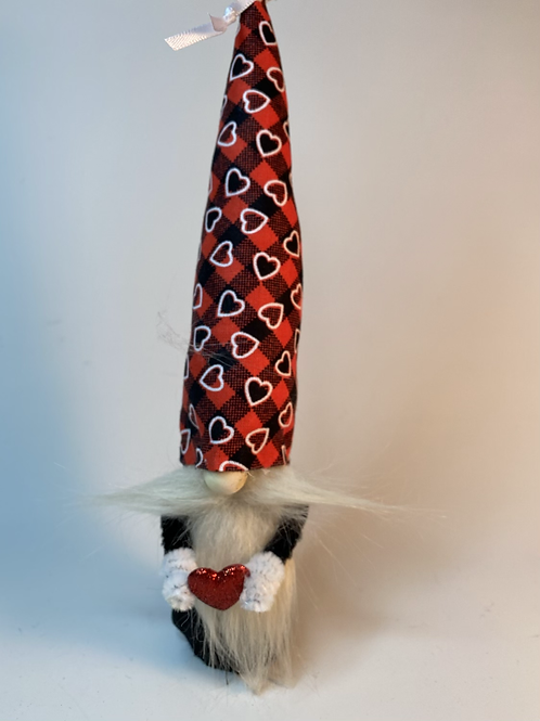 Cheery Gnome : Valentine  Heart