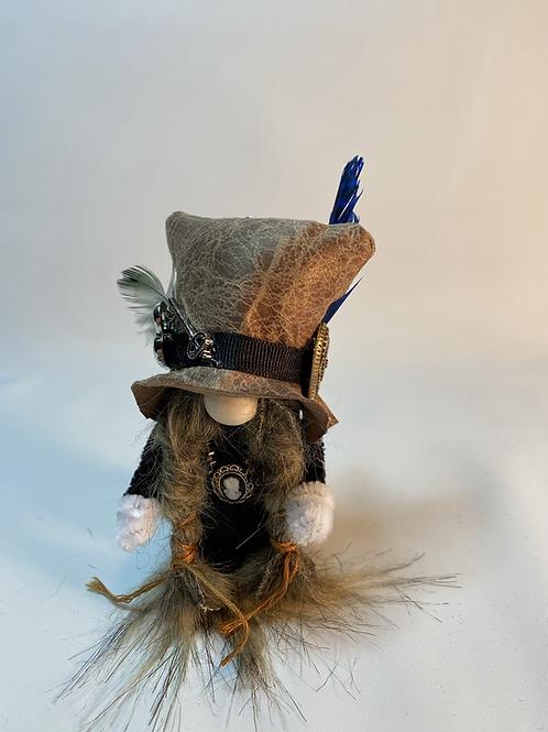 Cheery Gnome : Female Steampunk