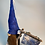 """Thumbnail: Cheery Gnome - """" I can do all things through Christ whoStrengthens me"""" sign"""