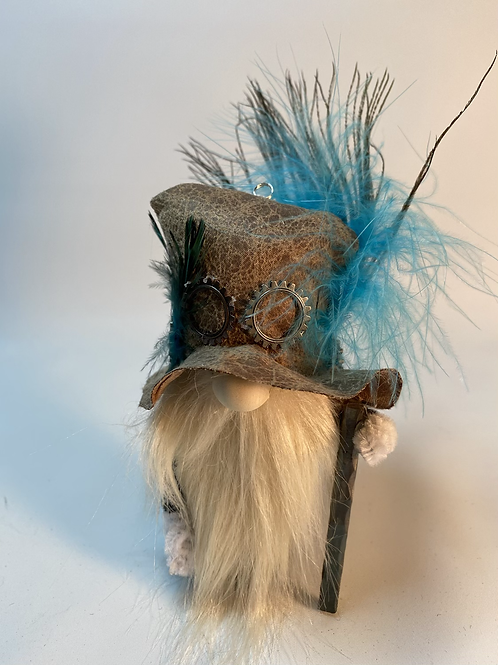 Cheery Gnome: Male Steampunk