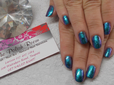 Magical Colour Changing Nails