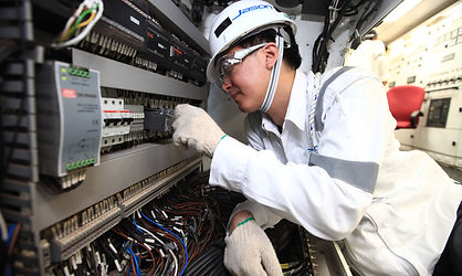 Engineer troubleshooting system