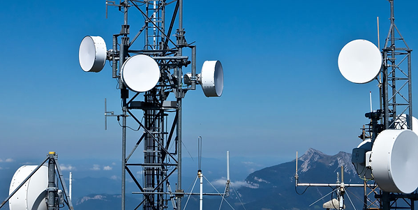 Microwave Wireless Network System