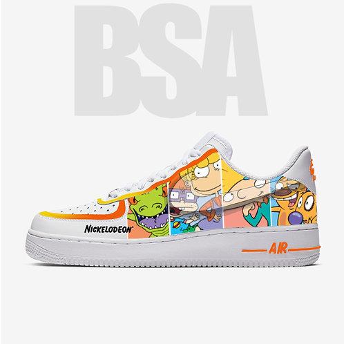 90s Nickelodeon