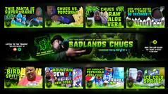 Badlands Chugs