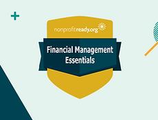 nonprofit finance management certificate