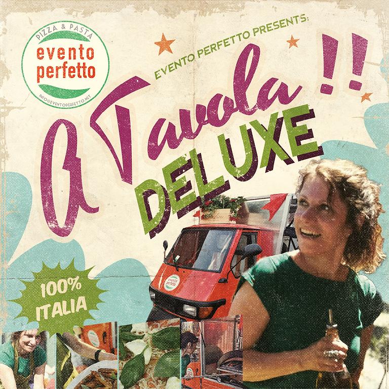Evento Perfetto: A Tavola Deluxe