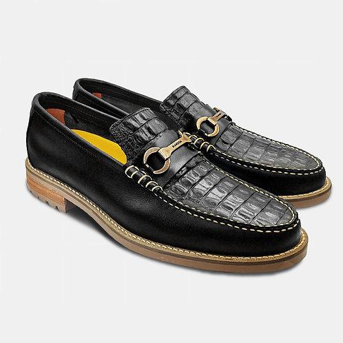 Boston Crocodile Cassual Shoe