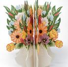 Sevres Flower Book Vase