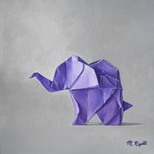 Le Petit Purple Elephant