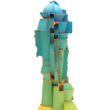 Kyle Johns: Tall Blue Top
