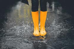 regen Stiefel