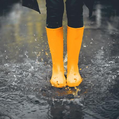 April showers bring.....