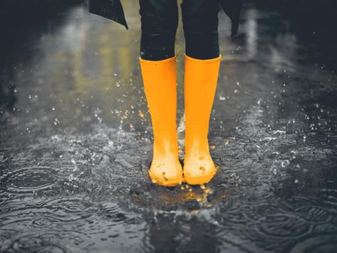 Pronóstico de lluvias y tormentas para esta semana