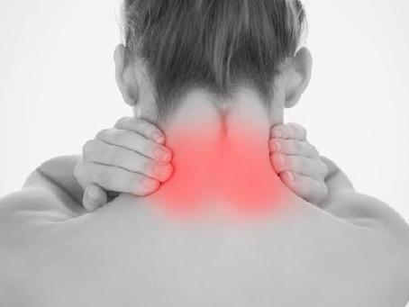 Você sofre com dores cervicais?