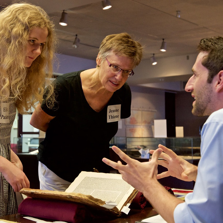 Holding History Keynote Event in Special Collections