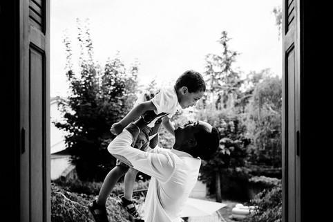 Photographe Famille Lyon - Séance Famill