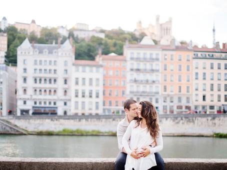 Séance couple à Lyon.