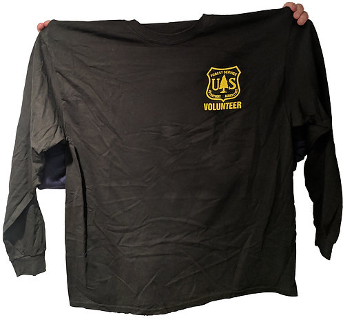 USFS Volunteer Shirts