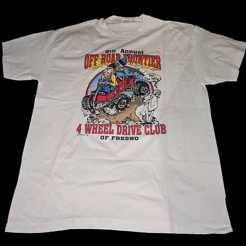 5th Annual Off Road Frontier Shirt