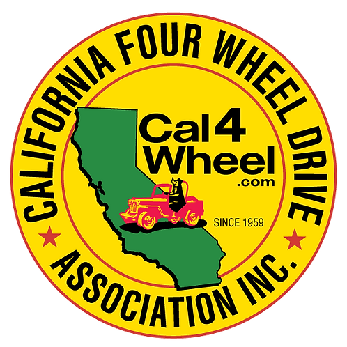 Cal4Wheel Membership
