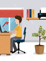 40713710-diseño-de-oficinas-sobre-escena