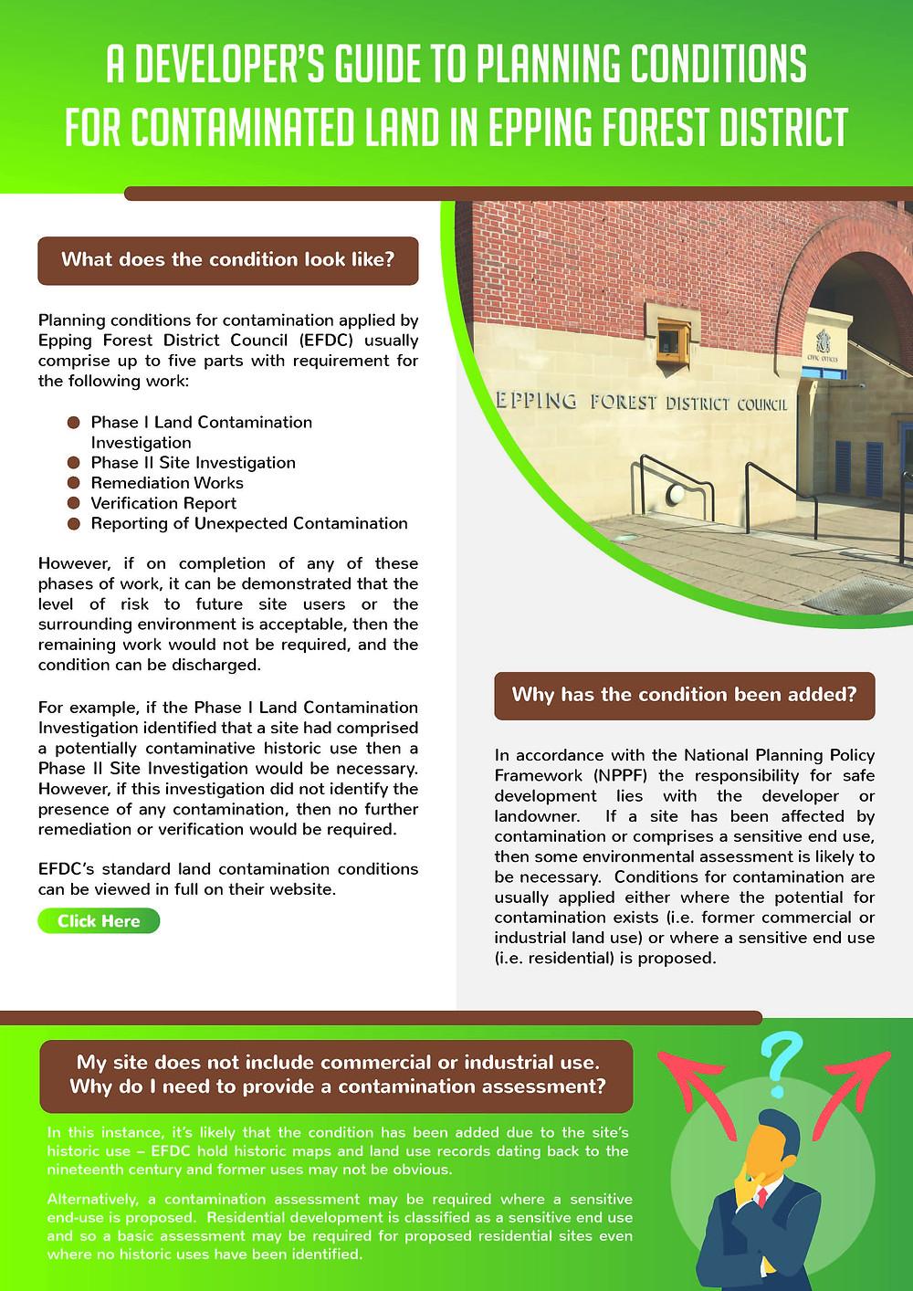 Planning Leaflet