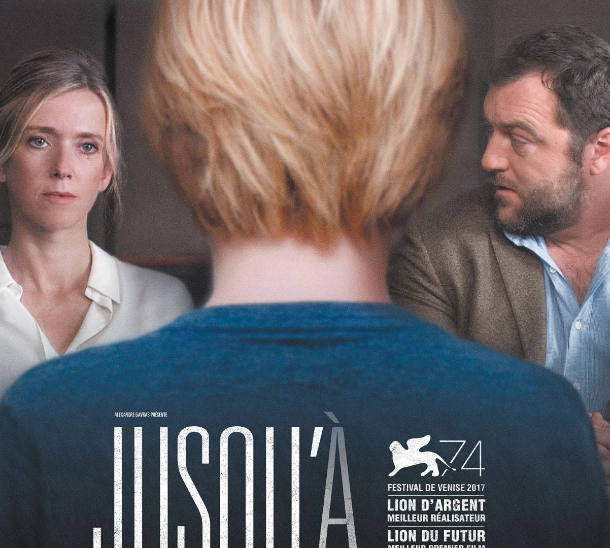 Affiche du film vainqueur.