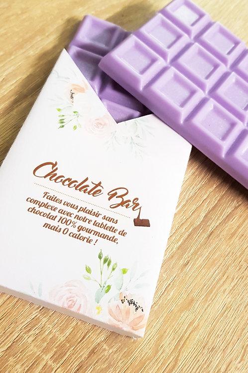 Chocolate bar - épicée et boisée