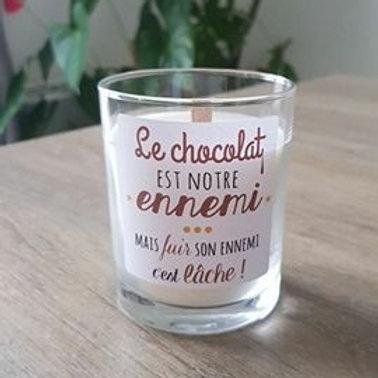 Le chocolat est notre ennemi !