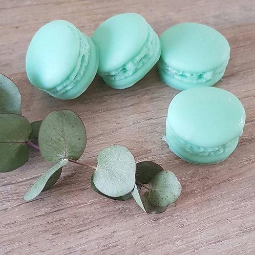 Macaron - Fleur de Tiaré