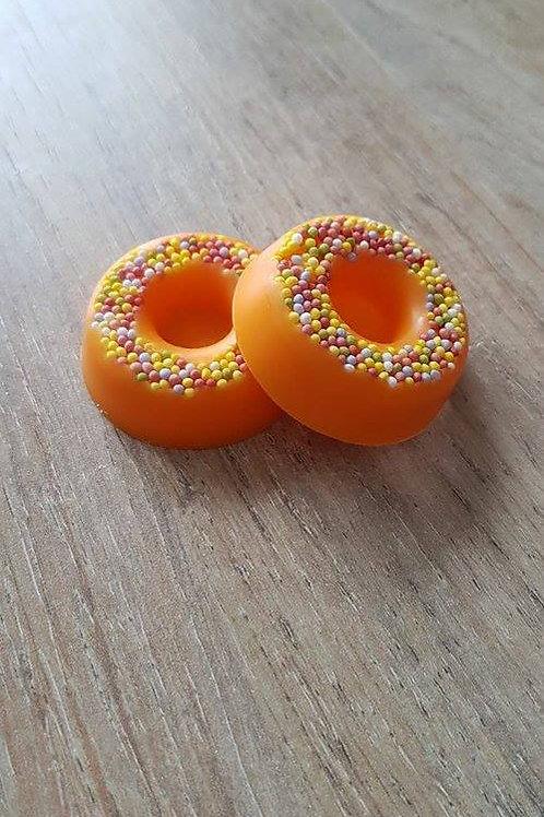 Donuts - Creamy Peach